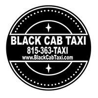 Black Cab Taxi 815-363-8294